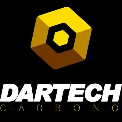 Logo dartech carbono
